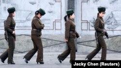 مرزبانان کره شمالی