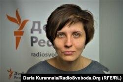 Виктория Лещенко, директор Международного фестиваля документального кино о правах человека Docudays UA