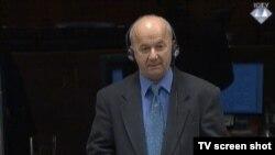 Velimir Kevac u sudnici 22. siječnja 2015.