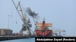 Hudaydah limanı
