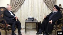 هنوز مشخص نیست که آقای ظریف آیا با حسن نصرالله، رهبر حزبالله لبنان نیز دیدار میکند یا نه.