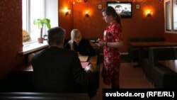 Большасьць наведнікаў кітайскай кавярні — беларусы