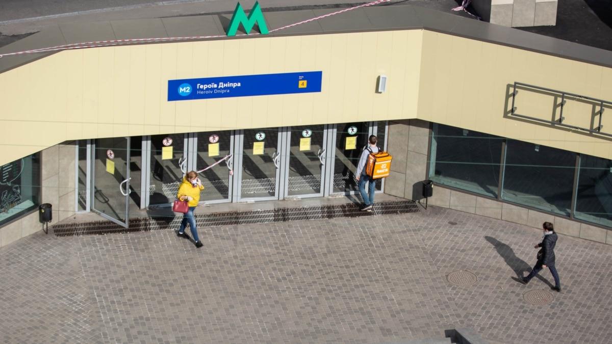 Кличко рассказал, как видит дальнейшую работу метро: открытое для всех, но поездки «по необходимости»