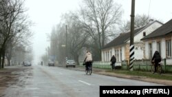 На вуліцы Дзівіна