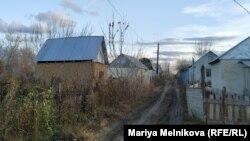 Дачное сообщество «Колос», расположенное неподалеку от Уральска. Западно-Казахстанская область, 14 октября 2019 года.
