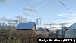 """Орал қаласының шетіндегі """"Колос"""" саяжайы. Батыс Қазақстан облысы, 14 қазан, 2019 жыл."""