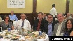 احياء الذكرى 34 لتاسيس الإتحاد الديمقراطي العراقي الأمريكي