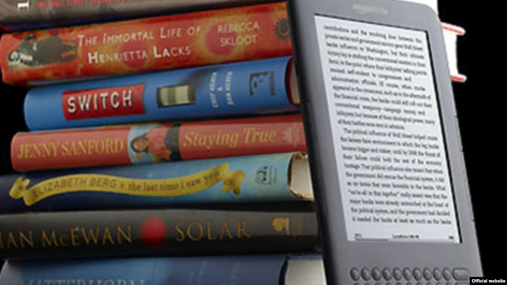 Iranians, Afghans Plead With Amazon For Self-Publishing In