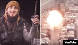 Чеченец, назвавшийся Абу Абдулазизом аш-Шишани, подорвался в Мосуле