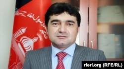 دواخان مینه پال معاون سخنگوی ریاست جمهوری افغانستان.