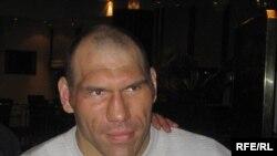 Николай Валуев, российский боксер