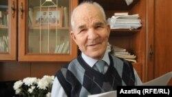 Профессор Әхәт Нигъмәтуллин