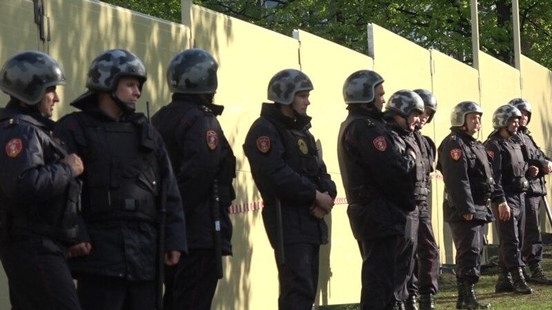 Как Путин гасит протест
