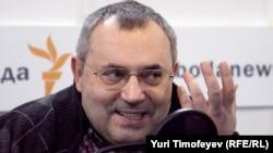 """Борис Надеждин, лидер подмосковного """"Правого дела"""""""