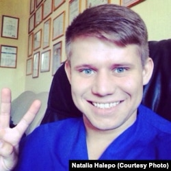 Кирилл Халепо был арестован в июле 2016 года