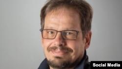 Журналист германской телекомпании ARD Хайо Зеппельт.