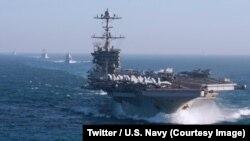 Начальник морських операцій адмірал Джон Річардсон заявив, що 2-й флот зможе «провести вирішальні бойові дії, щоб перемогти будь-якого ворога»