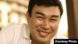 Алматинский предприниматель Таир Калдыбаев, обнаруженный 5 июля 2016 года повешенным в тюремной камере. Фото из семейного архива.