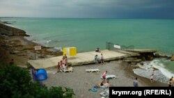 Архивное фото: Крым, Николаевка