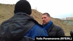 Игорь Плешков на своем предприятии