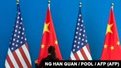 АҚШ және Қытай тулары. Көрнекі сурет.