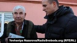Ветеран УПА Костянтин Сліпецький