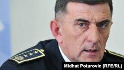 Dragan Lukač, direktor Federalne uprave policije BiH