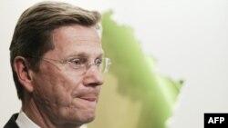 Германскиот министер за надворешни работи Гвидо Вестервеле