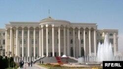 Кохи Миллат дар шаҳри Душанбе