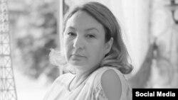 Харьковский психолог Ольга