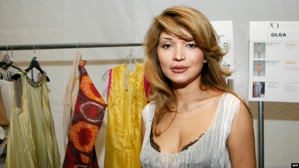 Gulnara Karimova in 2010