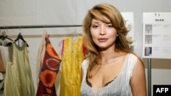 Гульнара Каримова. Сентябрь 2010 года.