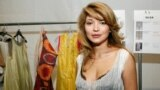 Designer Gulnara Karimova poses backstage at the Guli Collections Spring 2011 fashion show during Mercedes-Benz Fashion Week at The Studio at Lincoln Center on September 10, 2010 in New York City.