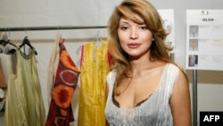 Most of the allegations have centered on a company linked to Gulnara Karimova (pictured), the daughter of Uzbek President Islam Karimov.(file photo)