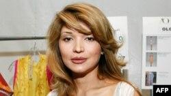 Гүлнара Каримованың 2010 жылы түскен суреті.