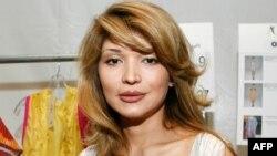 Өзбекстан президентінің қызы Гүлнара Каримова.
