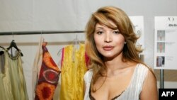 Өзбекстан президенті Ислам Каримовтың қызы Гүлнара Каримова.