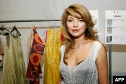 Gulnara Karimova (file photo)