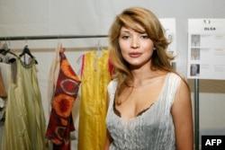 Гульнара Каримова, старшая дочь президента Узбекистана