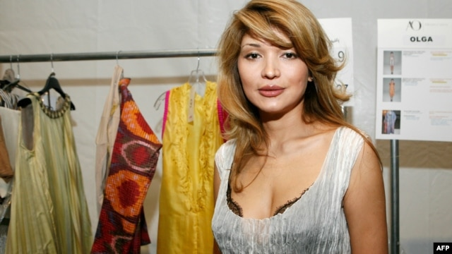 Most of the allegations have centered on a company linked to Gulnara Karimova (pictured), the daughter of Uzbek President Islam Karimov. (file photo)
