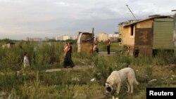 Трудовые мигранты в России. Иллюстративное фото.
