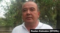 Абдуназар Маматисламов.