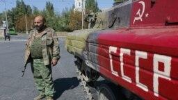 Paramilitari separatiști.