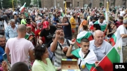 Протестът в София на 25 юли 2020 г.