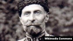 Georgia -- Giorgi Kvinitadze, Commander-in-Chief of the Armed Forces of Georgia's first independent republic.