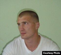 Андрэй Касьпяровіч на час знаёмства з будучай жонкай
