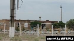 Газовые и нефтяные месторождения на территории Кыргызстана, осваиваемые соседними странами. Баткенская область.