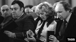 Эльдар Рязанов и его актеры, 1978
