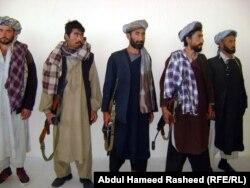Афганские талибы, февраль 2011 г.
