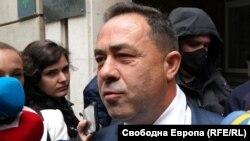 Зам.-министърът на околната среда и водите Красимир Живков